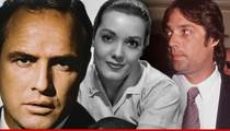 Marlon Brando's First Wife -- War Over Final Resting Place