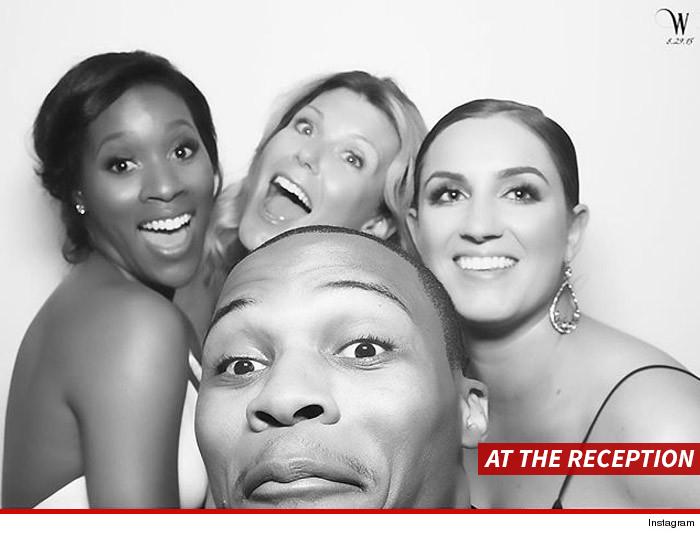 NBAs Russell WestbrookMega Bev Hills WeddingWith Kardashian