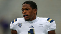 UCLA Football Star Arrested -- Allegedly Jacks Uber Driver