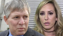 Charlie Sheen's XXX Ex -- Hornswoggled By Lenny Dykstra ... Allegedly