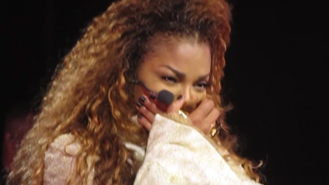 Janet Jackson Tears And Tribute To Michael Jackson For Tour