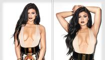 Kylie Jenner -- Tyga Marks My Spot (PHOTOS)