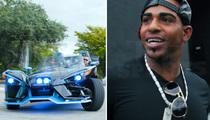 MLB Star Yoenis Céspedes -- I'M A CAR PIMP ... Creates 3-Wheeled Monster!!!