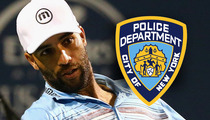 James Blake -- NYPD Launches Internal Investigation ... After Tennis Star Mistakenly Detained