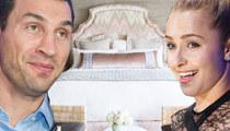 Wladimir Klitschko -- My Bedroom Is Pretty & Pink ... Thanks to Hayden P.