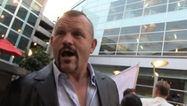 Chuck Liddell -- I Hate Watching Mayweather Fight ... He's Boring