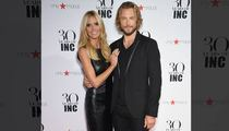 Heidi Klum and Gabriel Aubry -- Halle Will Be Interested in This Picture