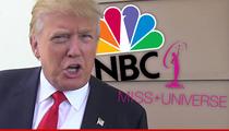 Donald Trump -- Miss Universe Organization ... It's All Mine Now