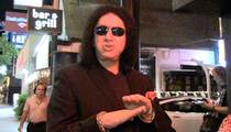 Gene Simmons -- Kiddie Porn Fans are like Cockroaches (VIDEO)