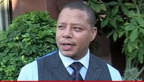 Terrence Howard -- Admits To Hitting Women ... With an Asterisk