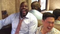 Shaq and 'Kim Jong-un' -- Best (Worst) Katy Perry Sing-Along (VIDEO)