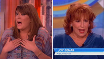 'The View' -- We Love Nurses ... We Just Have A Weird Way Of Showing It