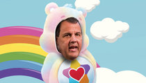 Chris Christie -- Secret Service Name Gets Care Bear Approval