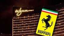 Steve Wynn's Las Vegas Hotel -- 35 Ferraris Get the Boot