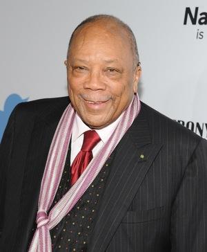 Quincy Jones -- Get Well Soon