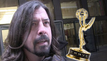 Dave Grohl -- Foo Fighters Emmy Diss ... You Can't Cut Our Songs Short