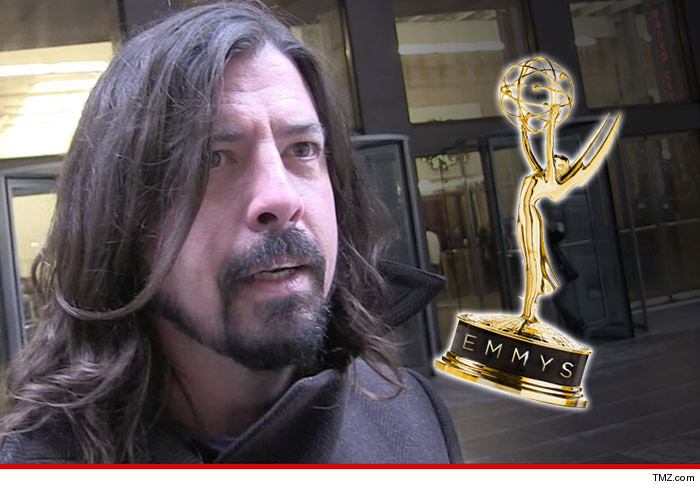 Dave Grohl Foo Fighters Emmy Diss ... You Can't Cut Our Songs Short
