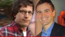 Andy Samberg Vs. Andy Sandberg -- Haters, Get It Straight!!!