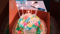 Kylie Jenner's Best Friend -- 'Happy Birthday N****'