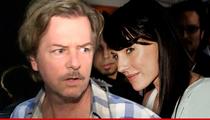 David Spade Sued by Krista Allen -- He Stole My Show!!!