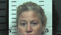 Ex-WWE Diva Tammy Sytch -- Arrested Again ... For Ducking Previous Arrest (Mug Shot)