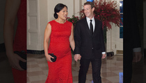 White House State Dinner -- Even Mark Zuckerberg Dresses Up!!! (VIDEO)