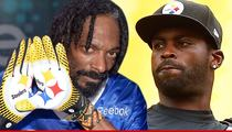 Snoop -- STOP DOGGIN' MIKE VICK ... 'He Did His Time, Get Over It'