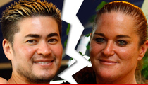 Pregnant Man Thomas Beatie -- Divorce FINALIZED ... After Wife Gets Last Tooth