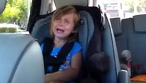 Little Girl Breaks Down Crying After Learning Adam Levine Is Married (VIDEO)
