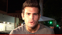 Lorenzo Lamas' Son A.J. -- Meth Pipe Found During Target Arrest