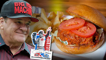 Pete Rose -- Gambles On Vegas Restaurant ... My Chicken's a Hit!
