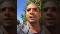 Michael Sam -- On the Prowl for a Hubby ... At University of Missouri (VIDEO)