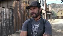 Lorenzo Lamas -- My Son's Got Demons, But He's On His Own Now (VIDEO)