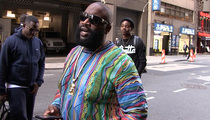 Rick Ross -- Pumped For Miami Dolphins ... Thank God We Fired Coach! (VIDEO)