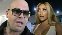 'Love and Hip Hop: Hollywood' Nikki Mudarris -- Mally Mall Is Blackmailing Me With Other Sex Tapes