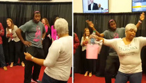 RGIII -- I'm Still Washington's #1 QB ... At The Wobble (VIDEO)