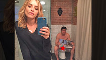 Jason Biggs -- My Wife Is Nuts for Snapping Junk-Revealing Selfie