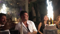 Simon Cowell -- I Party Like a 'Beverly Hills Housewife!'