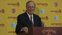 USC's Pat Haden -- Haven't Spoken with Sark Since Firing