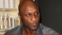 Lamar Odom -- MRI Reveals Multiple Strokes