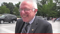 Bernie Sanders -- I Told You I'm A Man Of The People ... Just Check Out My Average Tip