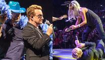 Penelope Cruz -- Sorry, U2 ... It's My Stage Now! (PHOTOS)