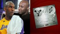 Lamar Odom -- Ex-Teammate Records Tribute Song ... 'If I Die Tonight' (Audio)