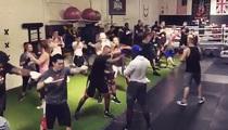 Portland Trail Blazers -- Ok, So We're Not Boxers (Video)