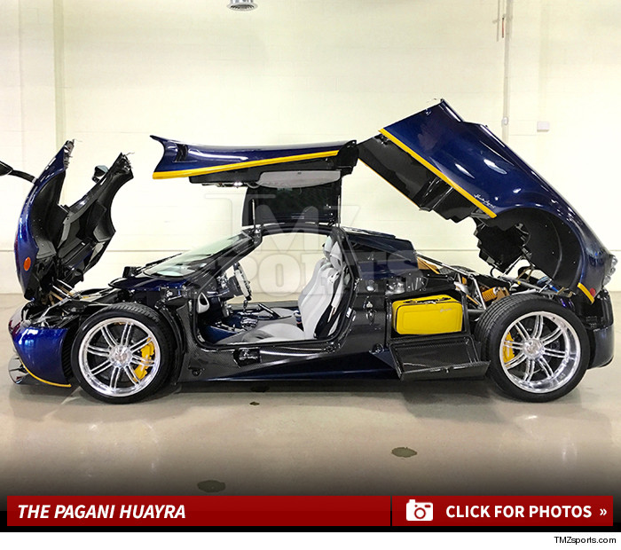 Floyd Mayweather Gunning For $30 Mil Car Collection