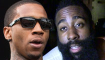 Lil B Re-Curses James Harden ... 'He Will Pay' For IG Diss