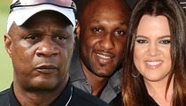Darryl Strawberry -- Khloe Is Saving Lamar's Life ... I Should Know