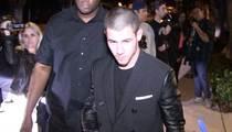 Nick Jonas -- I Got Nothin' to Say About Acing Out Adam Lambert