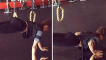 WNBA Star Skylar Diggins -- Face Down, Ass Up That's Da Way We Like To Train (VIDEO)