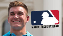 Alek Skarlatos -- Terror Train Hero to Be Honored at World Series